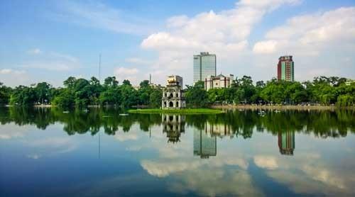 Hà Nội xây 118 vườn hoa, sân chơi công cộng ảnh 1