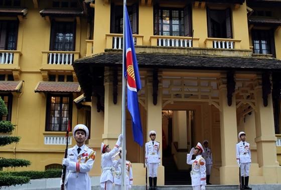 Thời khắc lịch sử của ASEAN ảnh 1