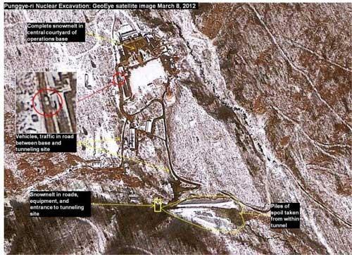 Triều Tiên thử bom hydro gây động đất ảnh 1