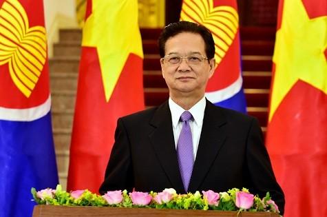 Thủ tướng chào mừng Cộng đồng ASEAN thành lập ảnh 1