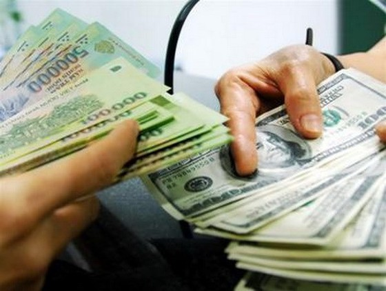 NHNN công bố tỷ giá trung tâm VND với USD ảnh 1