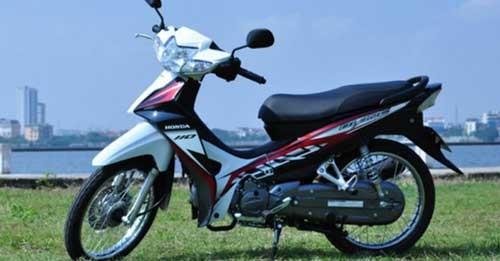 Thị trường xe máy Việt: Chán xe số? ảnh 1