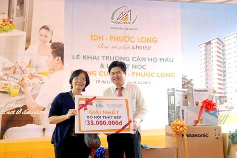 150 căn hộ TDH-Phước Long đã có chủ ảnh 1
