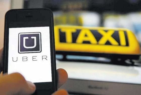Cục Thuế TPHCM khó kiểm soát Uber ảnh 1