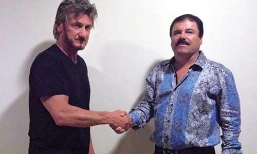 Trùm ma túy Mexico bí mật gặp tài tử Hollywood ảnh 1