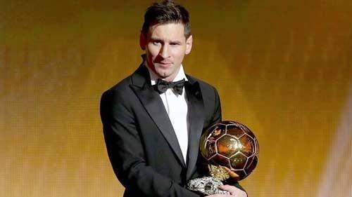 Lionel Messi lần thứ 5 giành Quả bóng Vàng ảnh 1