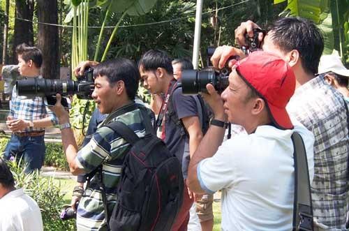Lạm phát nhiếp ảnh gia ảnh 1