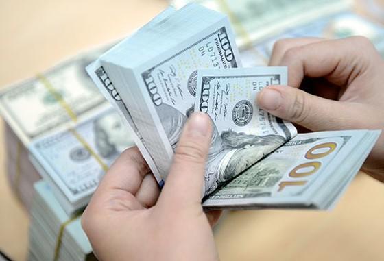 Tỷ giá trung tâm không đổi, USD giảm mạnh ảnh 1