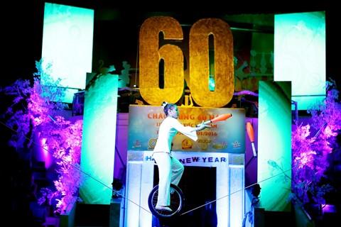 Sôi động Gala xiếc quốc tế 2016 Hà Nội ảnh 5