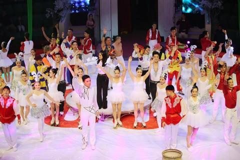 Sôi động Gala xiếc quốc tế 2016 Hà Nội ảnh 6