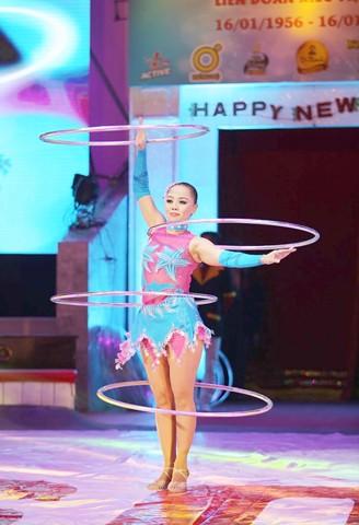Sôi động Gala xiếc quốc tế 2016 Hà Nội ảnh 3