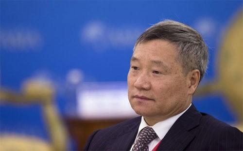 """""""Ông trùm"""" CK Trung Quốc từ chức? ảnh 1"""