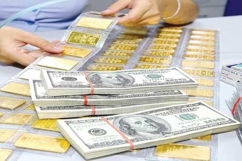 Vàng, USD rủi ro nhưng hấp dẫn ảnh 1