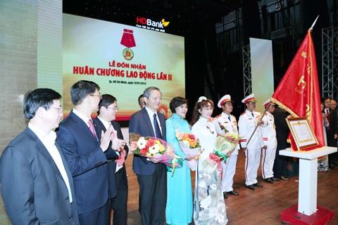 HDBank nhận Huân chương Lao động hạng Ba ảnh 1