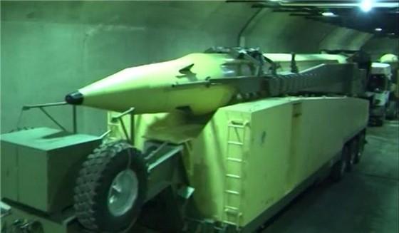 Iran thề tiếp tục thử tên lửa ảnh 1