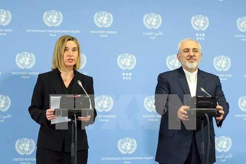 Dỡ bỏ cấm vận Iran ảnh 1