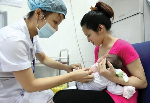 Việt Nam được tài trợ 4,8 triệu liều vaccine Quinvaxem ảnh 1