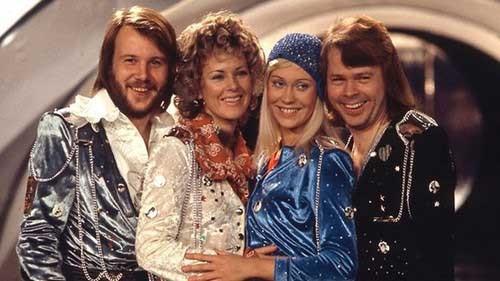 ABBA hội ngộ sau hơn 30 năm tan rã ảnh 1