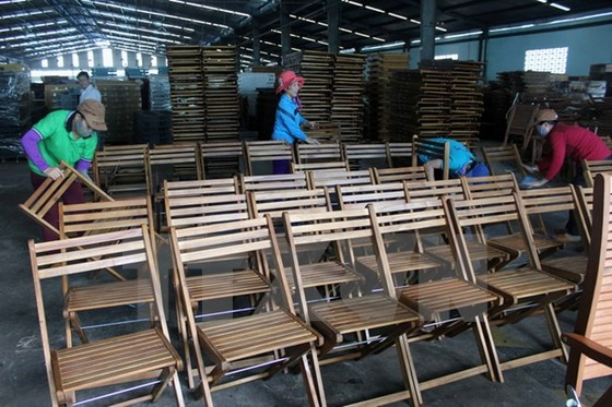 VN-EU đạt thỏa thuận quản lý nguồn gốc gỗ ảnh 1