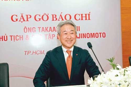 Ajinomoto tận dụng lợi thế Việt Nam ảnh 1