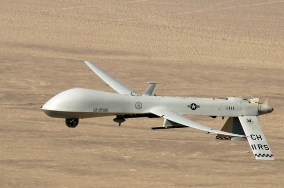 IS đang chế tạo máy bay không người lái ảnh 1