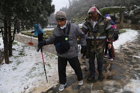 Nhiều địa điểm có băng tuyết ở Việt Nam ảnh 3