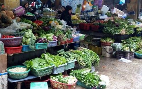 Rét đậm khiến rau xanh tăng giá đột biến ảnh 1