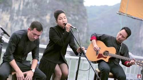 Thời ca sĩ hát trên mạng ảnh 1