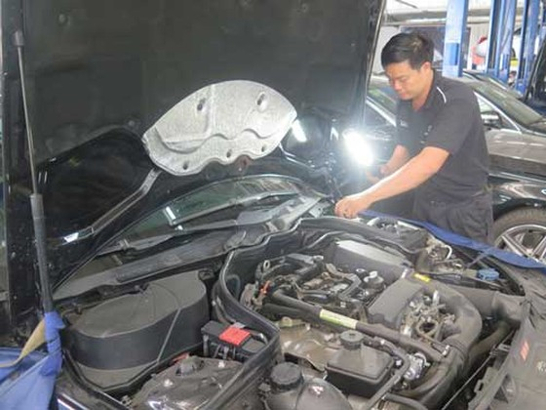 Nhiều ô tô chết máy do xăng ảnh 1