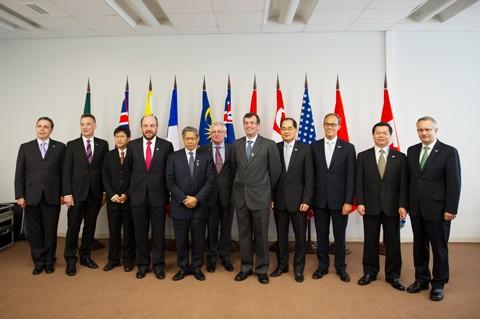 Hôm nay, đoàn VN lên đường ký hiệp định TPP ảnh 1