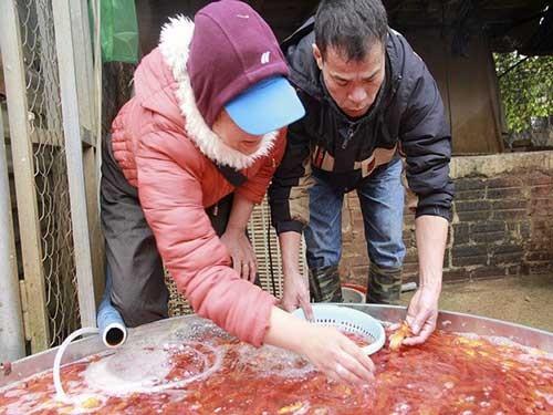 Cúng ông Táo: Bán 3 tấn cá chép mỗi ngày ảnh 1