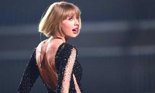 '1989' của Taylor Swift giành giải Album của năm ảnh 1