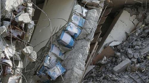 Đài Loan bắt nhà thầu toà chung cư bị sập ảnh 1