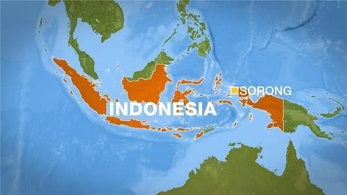 Động đất mạnh 6,6 độ richter ở Indonesia ảnh 1