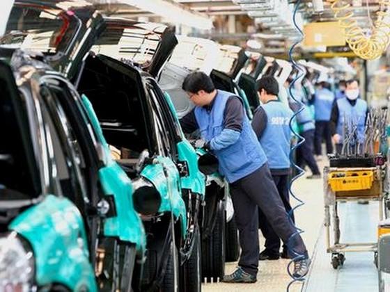 Hàn Quốc tăng cường đầu tư thúc đẩy xuất khẩu ảnh 1