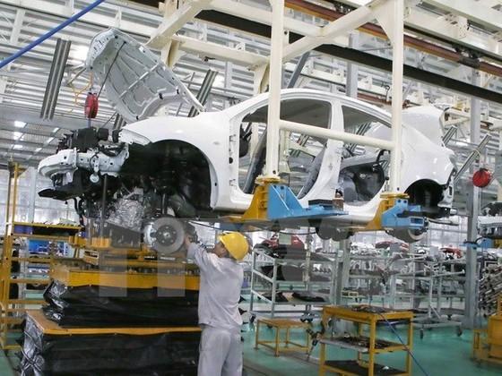 Giấc mơ công nghiệp ô tô Việt ảnh 1
