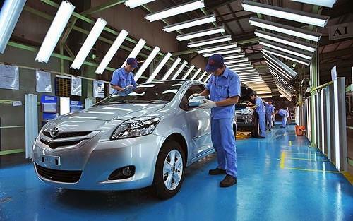 Chiến lược công nghiệp ôtô 10 năm tới ảnh 1