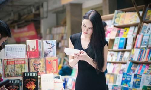 Hà Nội thêm phố sách dịp xuân Bính Thân ảnh 1