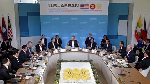 Quan hệ Hoa Kỳ-ASEAN tạo cơ hội cải thiện kinh tế ảnh 1