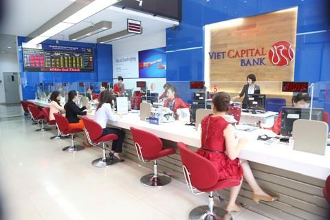 Viet Capital Bank được mở thêm 10 chi nhánh-PGD ảnh 1