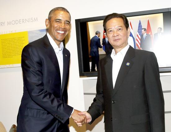 ASEAN-Hoa Kỳ: Thúc đẩy thịnh vượng ảnh 1
