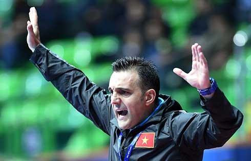 Futsal VN muốn tạo thêm địa chấn khi gặp Iran ảnh 1