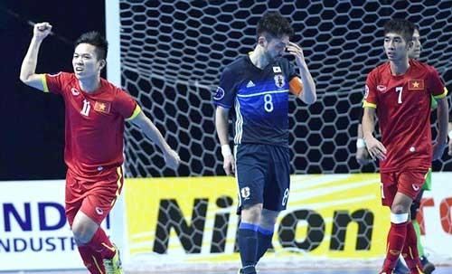 Chấn động châu Á, Việt Nam vào World Cup futsal ảnh 1