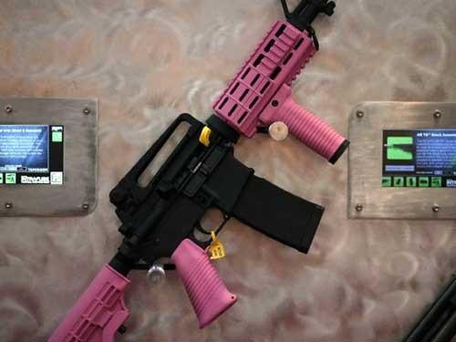 Các hãng sản xuất súng ở Mỹ 'nhắm' vào trẻ em ảnh 1