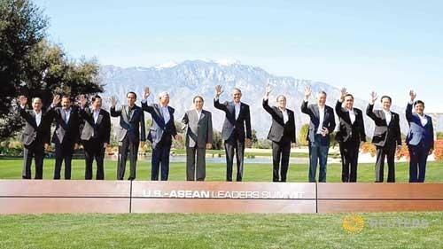 Chương mới quan hệ ASEAN-Hoa Kỳ ảnh 1