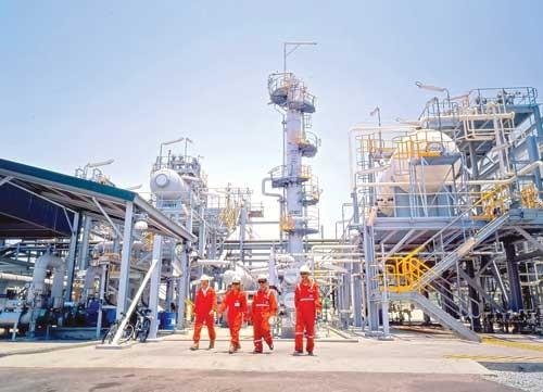 CP dầu khí trồi sụt cùng giá dầu ảnh 1