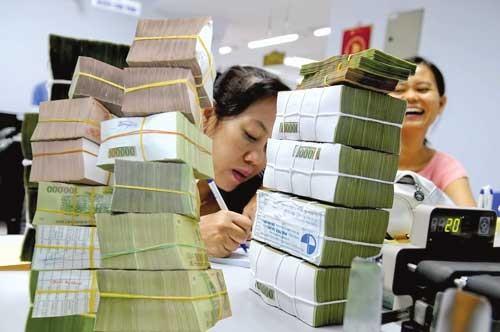STB nhọc nhằm xử lý nợ xấu ảnh 1
