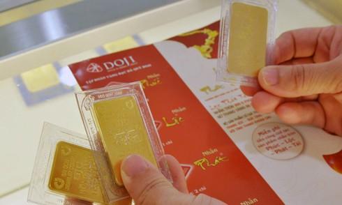 Giá USD ổn định, vàng SJC sụt giảm ảnh 1