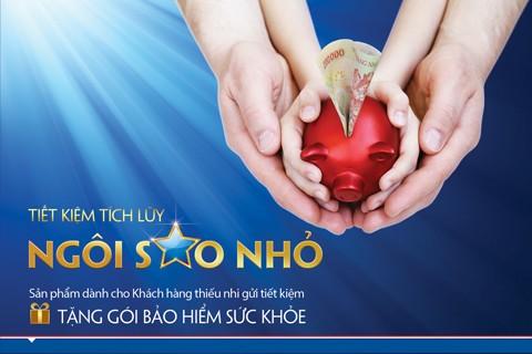 """Viet Capital Bank ra mắt """"Tiết kiệm tích lũy Ngôi sao nhỏ"""" ảnh 1"""