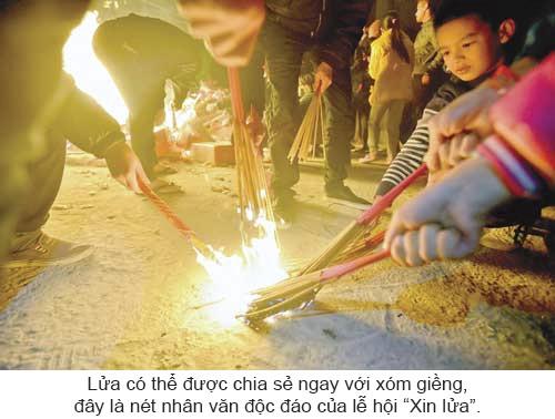 Lễ hội xin lửa đầu năm ảnh 5